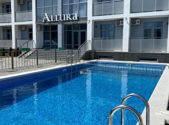 Отель Allura, Анапа