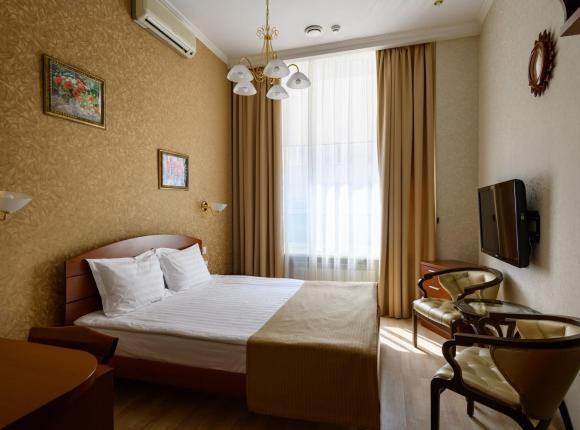 Отель Золотое Руно, Новосибирск
