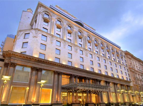 Отель Арарат Парк Хаятт, Москва