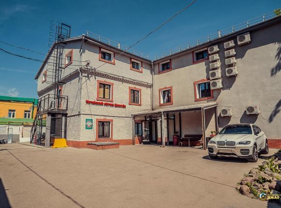 Мини-гостиница Китайский Летчик Джао Да, Ярославль