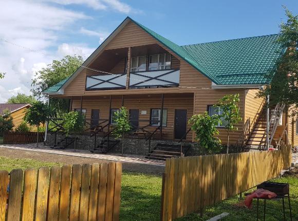 Гостевой дом Застава, Солнечнодольск