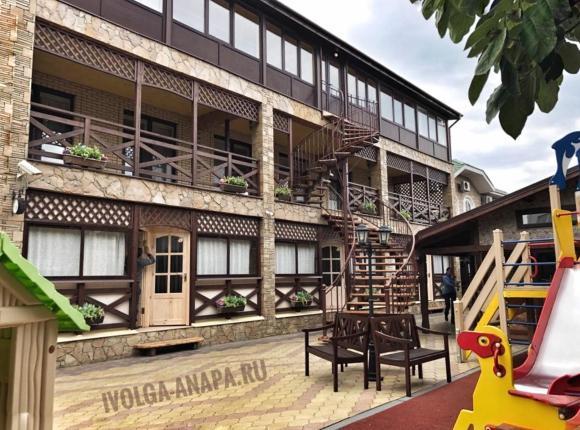 Гостевой дом Иволга, Анапа
