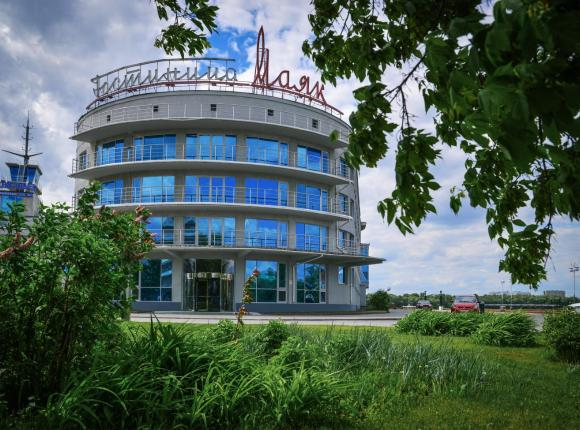 Отель Маяк Омь, Омск