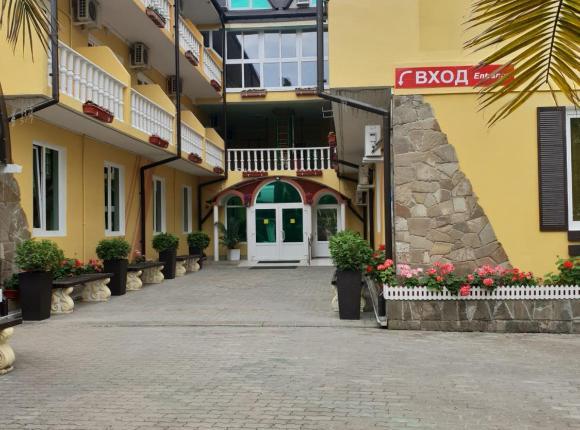 Курортный отель Солнышко, Адлер