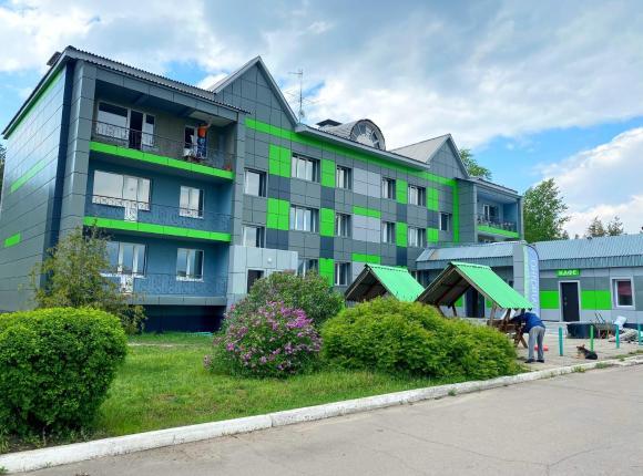 Гостиница Галкино, Воронеж