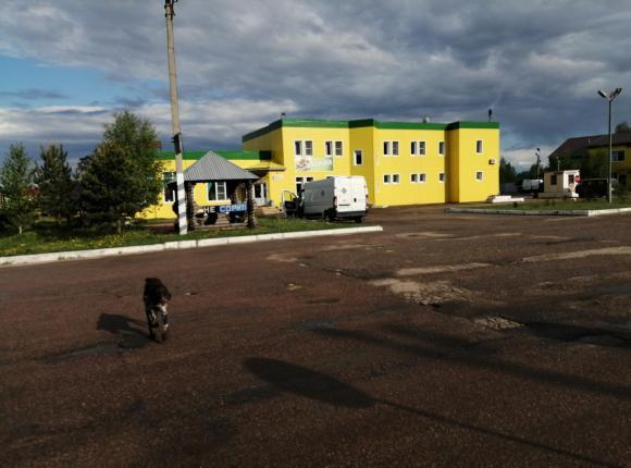 Мотель Курское Тверская область, деревня Курское, Вышний Волочек