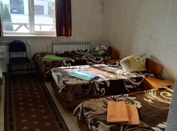 Гостиница Уют, Бирюч