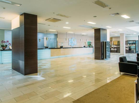 Отель Holiday Inn Самара