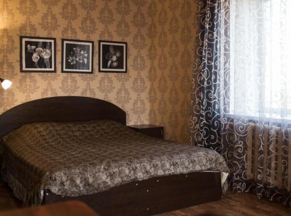 Апартаменты Калина на Леонова 5, Юрга