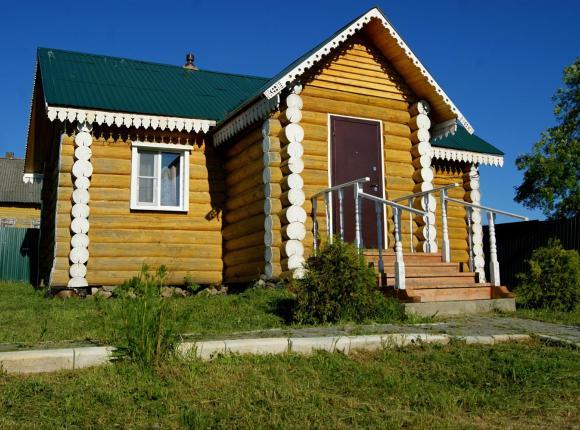 Гостевой дом Песчаное, Пяльма