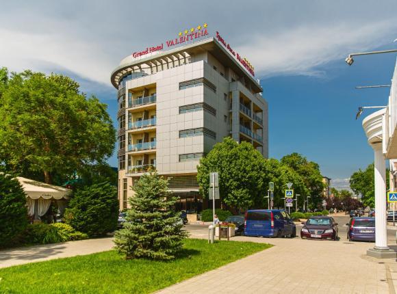 Отель Валентина, Анапа