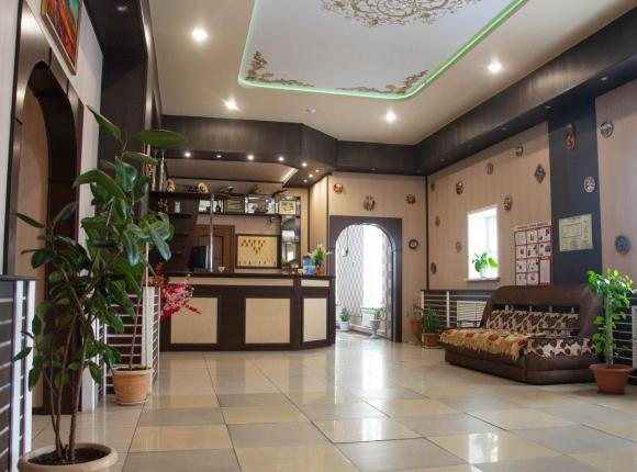 Гостиница Арарат, Камень-на-Оби