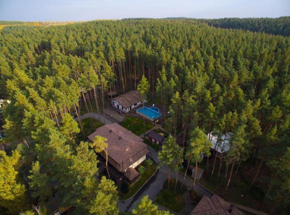 Загородный отель Донской лес, Задонск