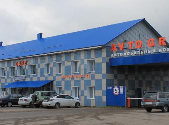 Автоград мотель, Вышний Волочек