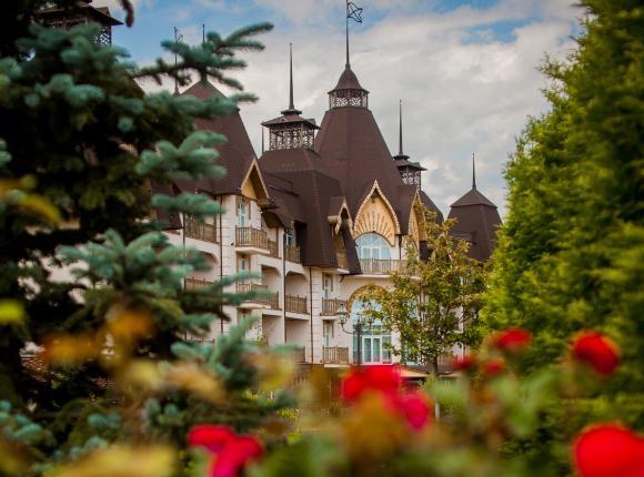 Парк-Отель Орловский, Москва