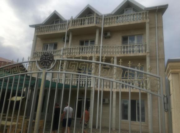 Гостевой дом в Голубицкий на улице Зеленая, Голубицкая