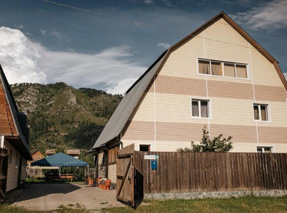 Гостевой дом На Зеленой 34, Чемал