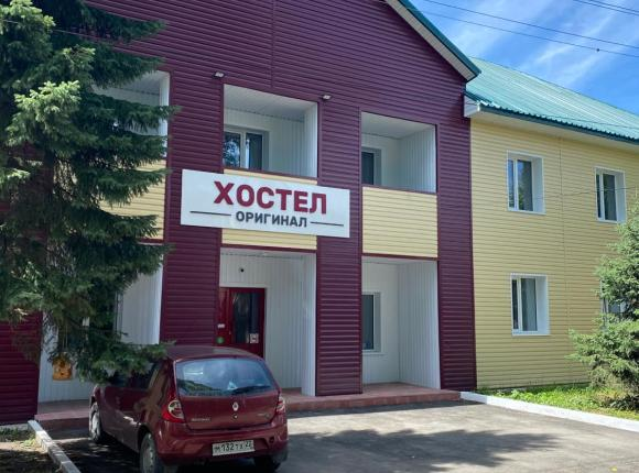 Original Hostel, Бийск
