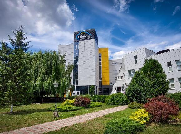 Oblaka Hotel, Курчатов