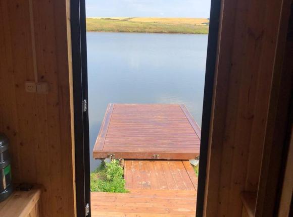 Дом «Озеро у Артура», Рыбная Слобода