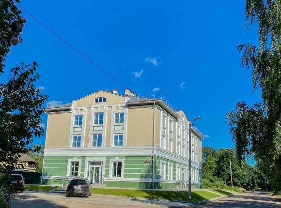Отель VICTORIA, Боровичи