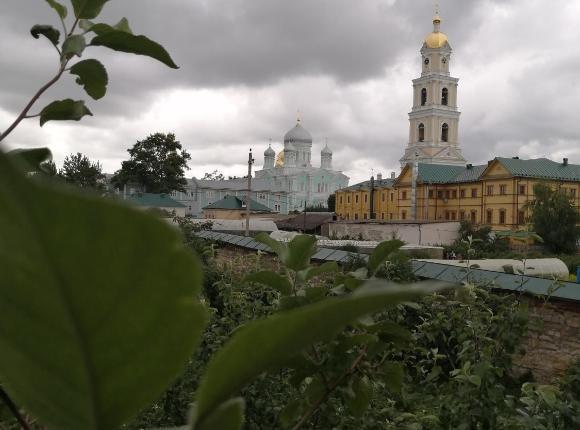 Гостевой дом Монастырский Дворик, Дивеево