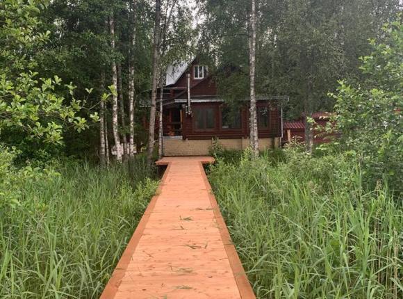 Усадьба Валдай ЭКОЛайф, Новгородская область