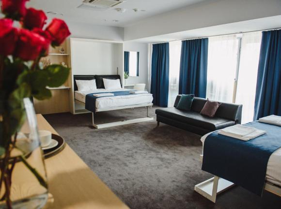 People Hotel, Казань