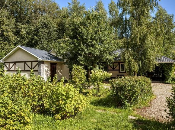 Дом на Лесной Опушке, Пущино