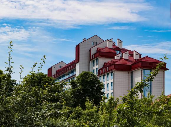 Санаторий Озеро Белое, Великодворье