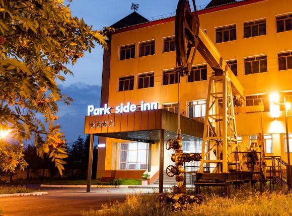 PARK SIDE inn, Нижневартовск