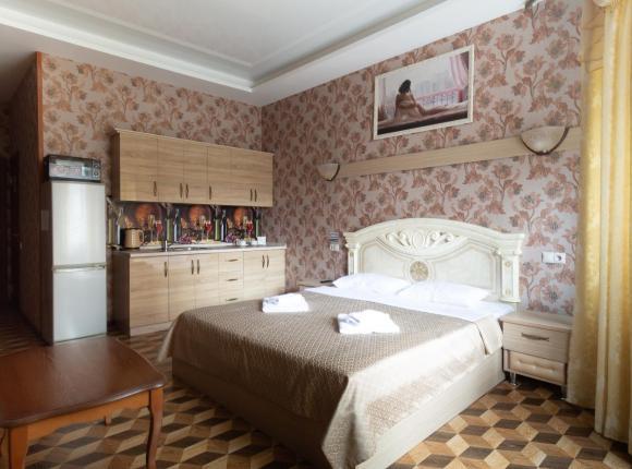 Гостиница Южная, Котельники