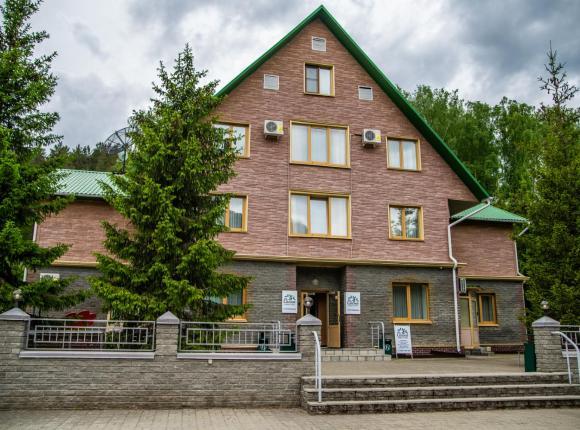 Гостиница Грин-парк Сосна, Тавда