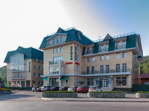 Отель Игман, Горно-Алтайск