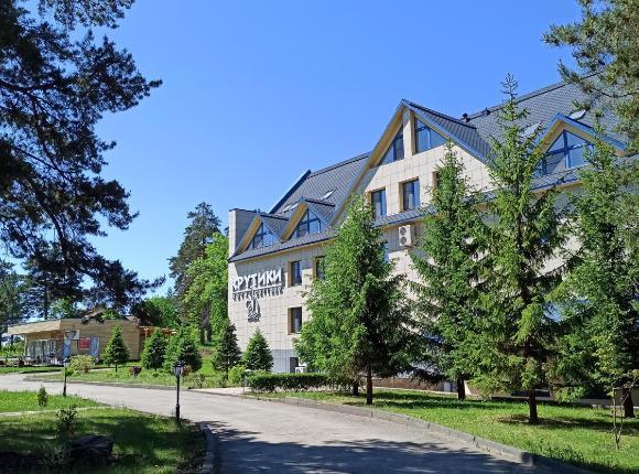 Отель Крутики, Тургояк