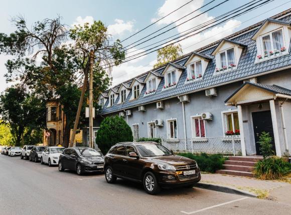 Гостевой дом с геранью, Краснодар