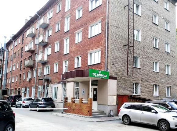 Гостиница Маршал на Советской, Новосибирск