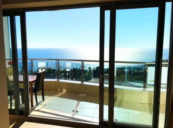 2 комн апартаменты 69 м2 с панорамным видом на море в элитном ЖК Идеал Хаус, Сочи