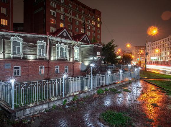 Хостел Купеческий дворъ, Новосибирск