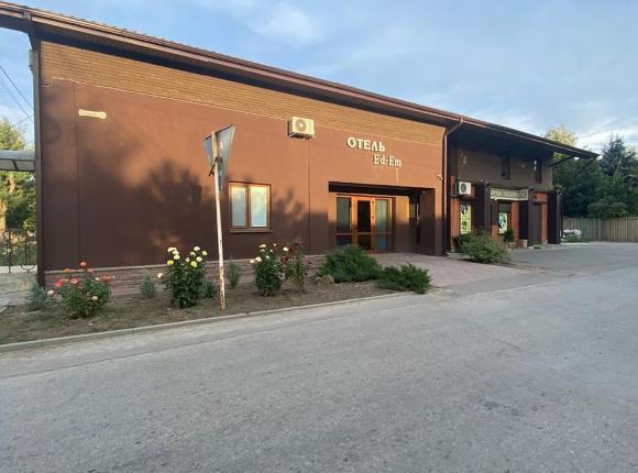 Отель Ed-Em, Рассвет
