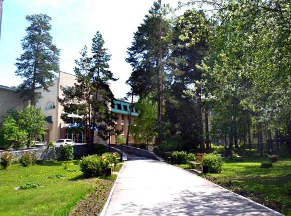 Санаторий Парус, Бердск