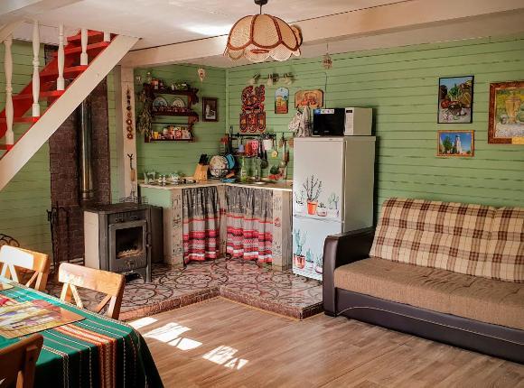 Дом для отпуска Лосиный Тупичок, Валдай, Новгородская область