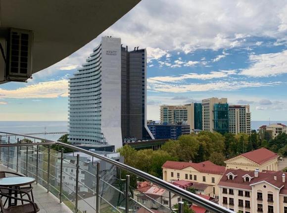 Апартаменты с видом на море 1003, Сочи