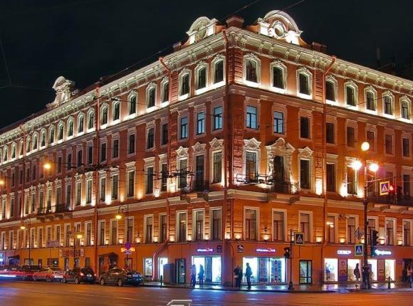 Отель Галерея, Санкт-Петербург