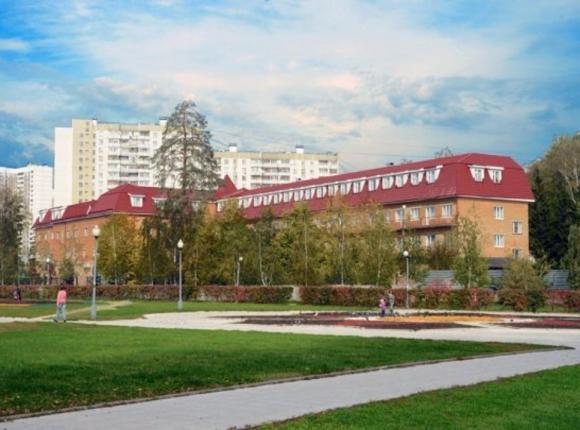 Отель Рекорд, Зеленоград