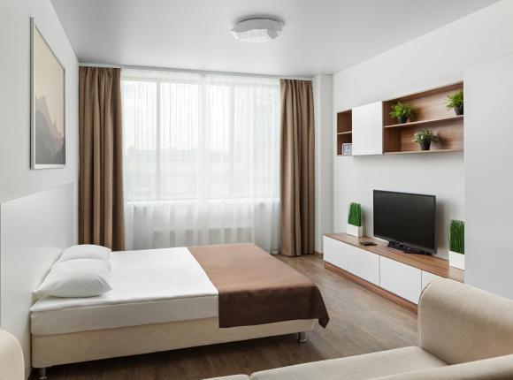 Апартаменты Радиус, Екатеринбург