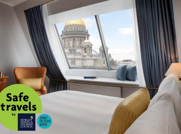 Отель Ренессанс Балтик, Санкт-Петербург