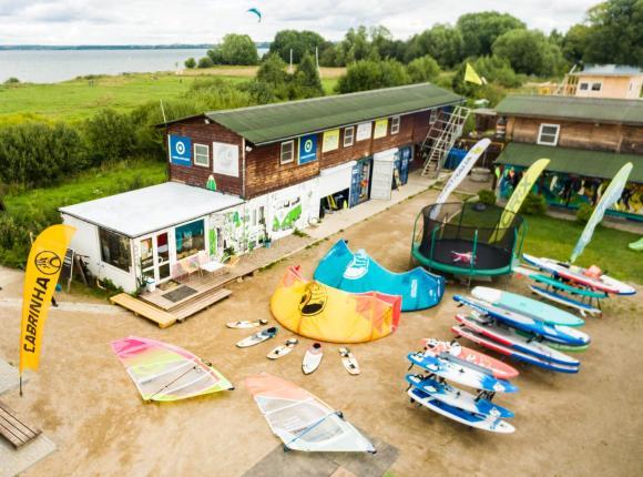Гостевой дом Surf Point, Веськово