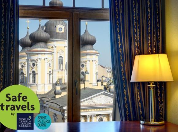 Отель Достоевский, Санкт-Петербург