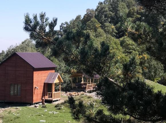 New house of the SHAH, Гуниб
